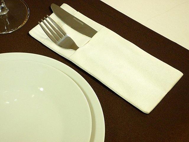 Конверт для столовых приборов своими руками